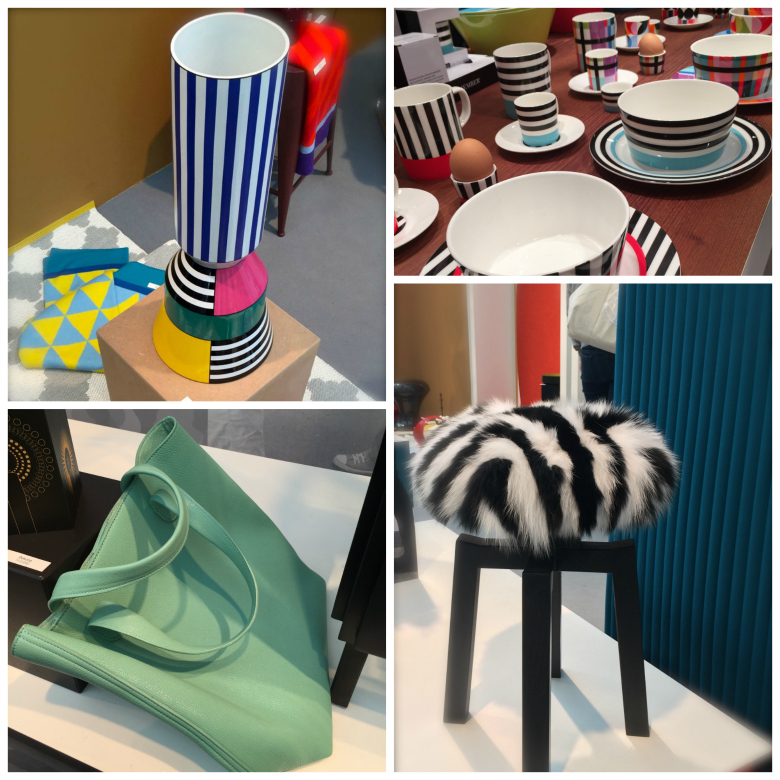 New Products at Ambiente 2016 Inspired by the Memphis Group.