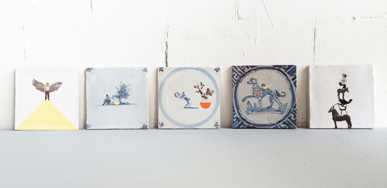 StoryTiles shown at Ambiente