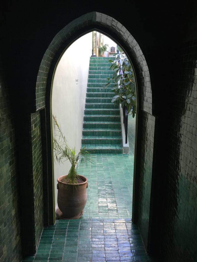 marrakech-mysterious doorways