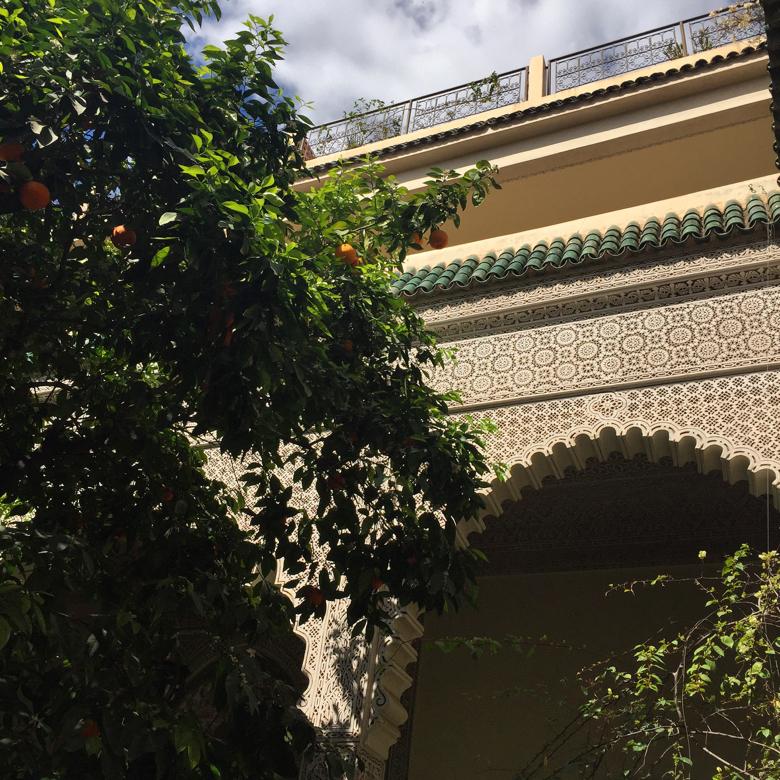 La Villa Des Orangers, Marrakech, Morocco