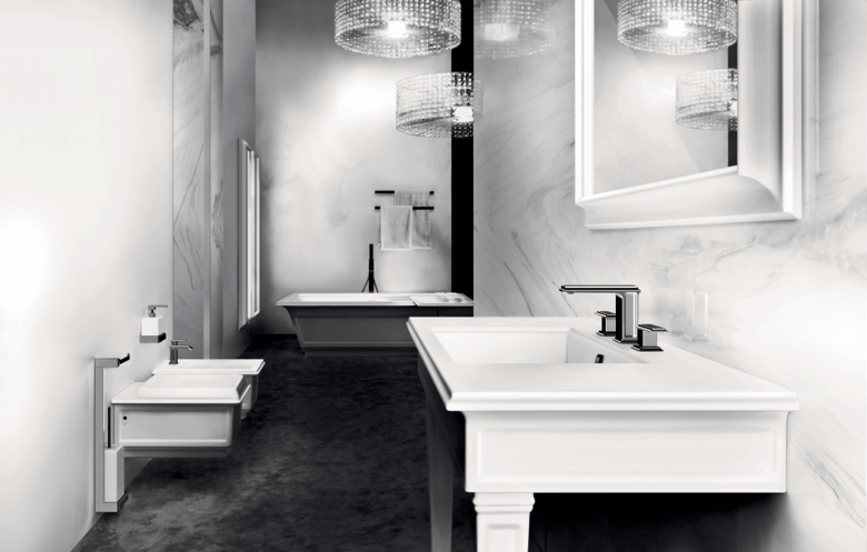 Gessi-- elegant Fascino bathroom 2