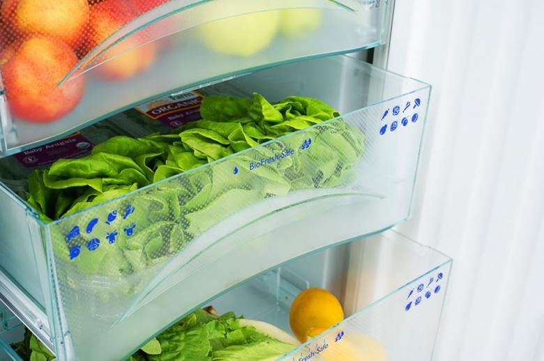Liebherr's Bio Fresh drawers