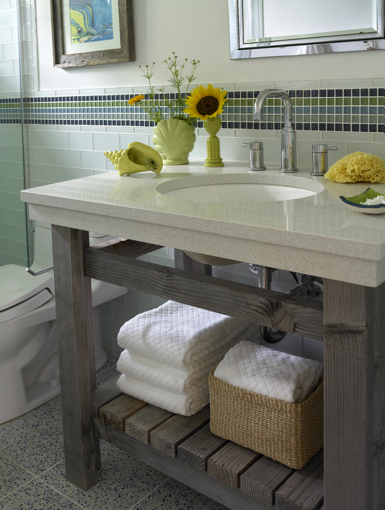 Toto toilet. Interior design Lynn Byrne