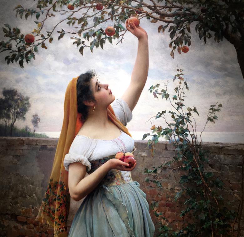 tefaf-picking-apples