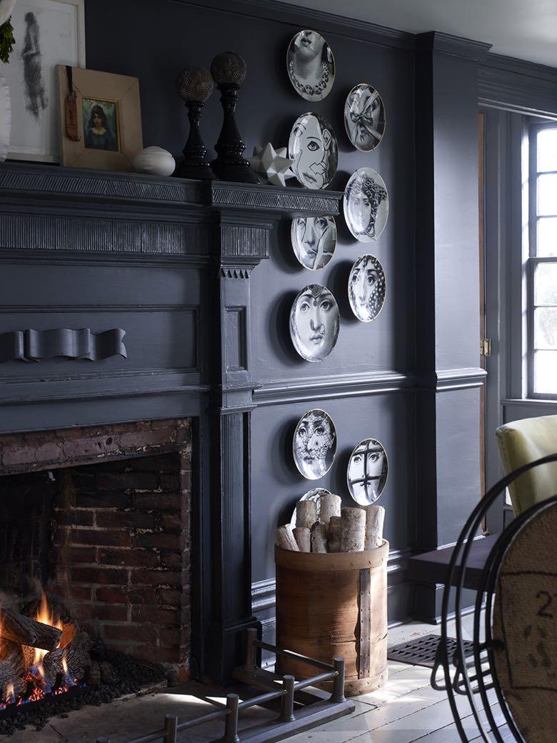 Interior design by Collin Robinson. Photo by Ellen McDermott.