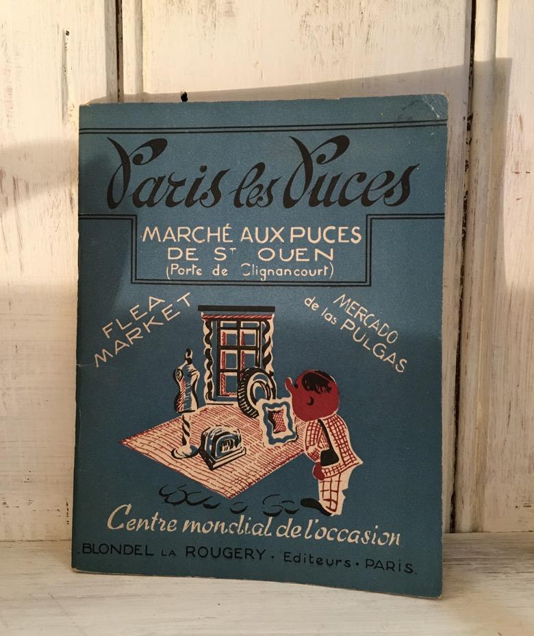 Paris Flea Market Guide