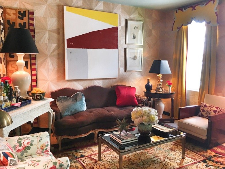 Interior design by Nick Olsen for the Kips Bay Show House