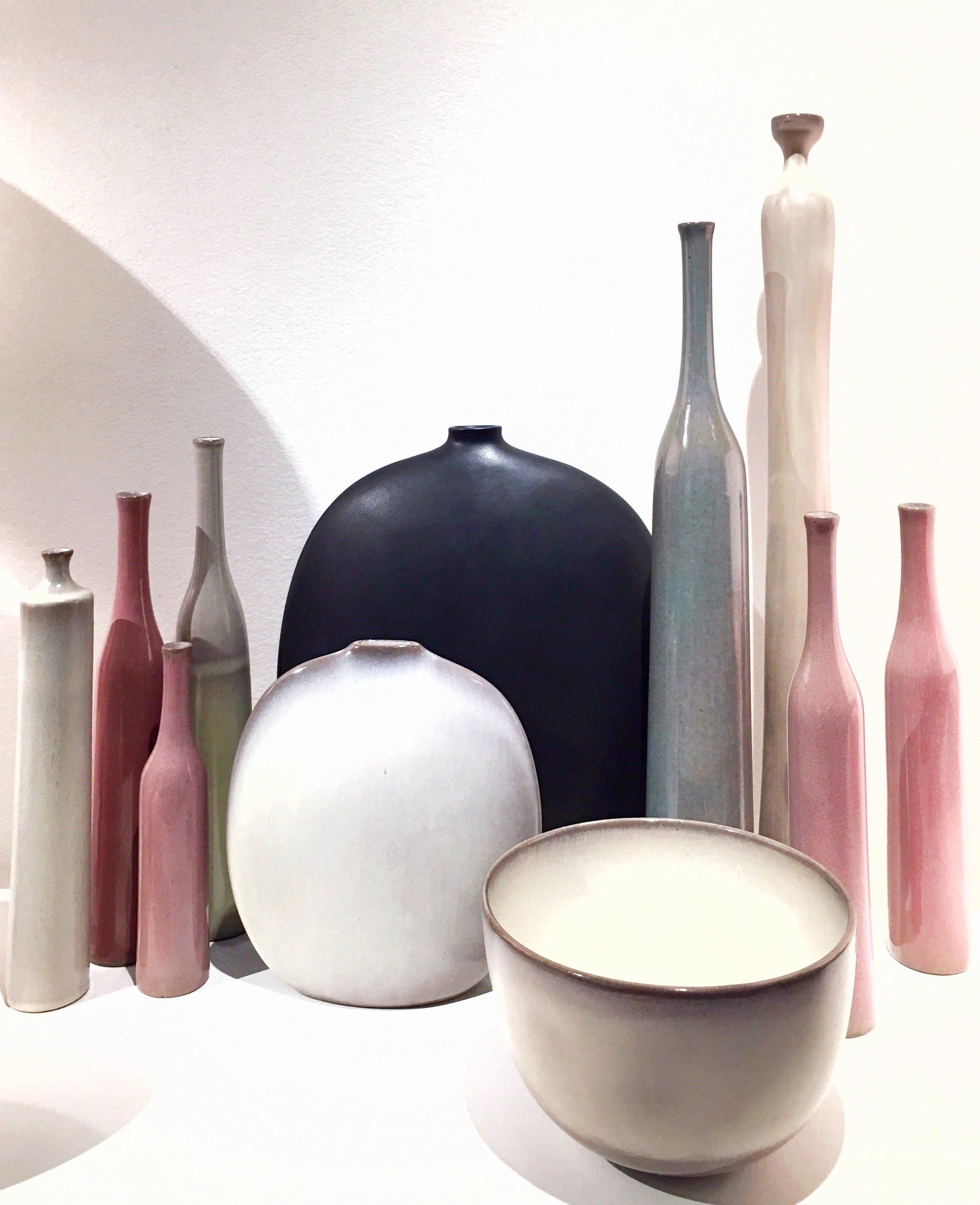 Jacques and Dani Ruellard Ceramics