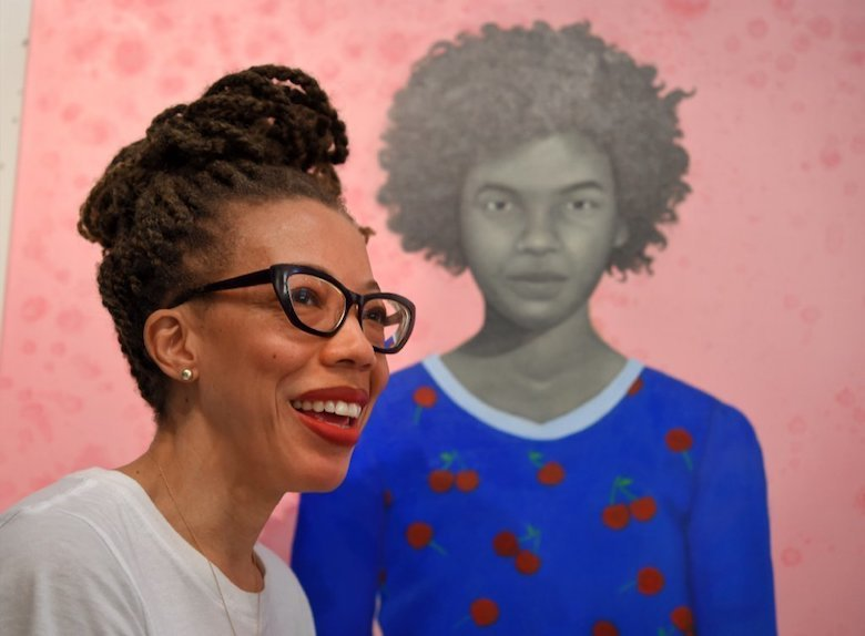 Artist Amy Sherald