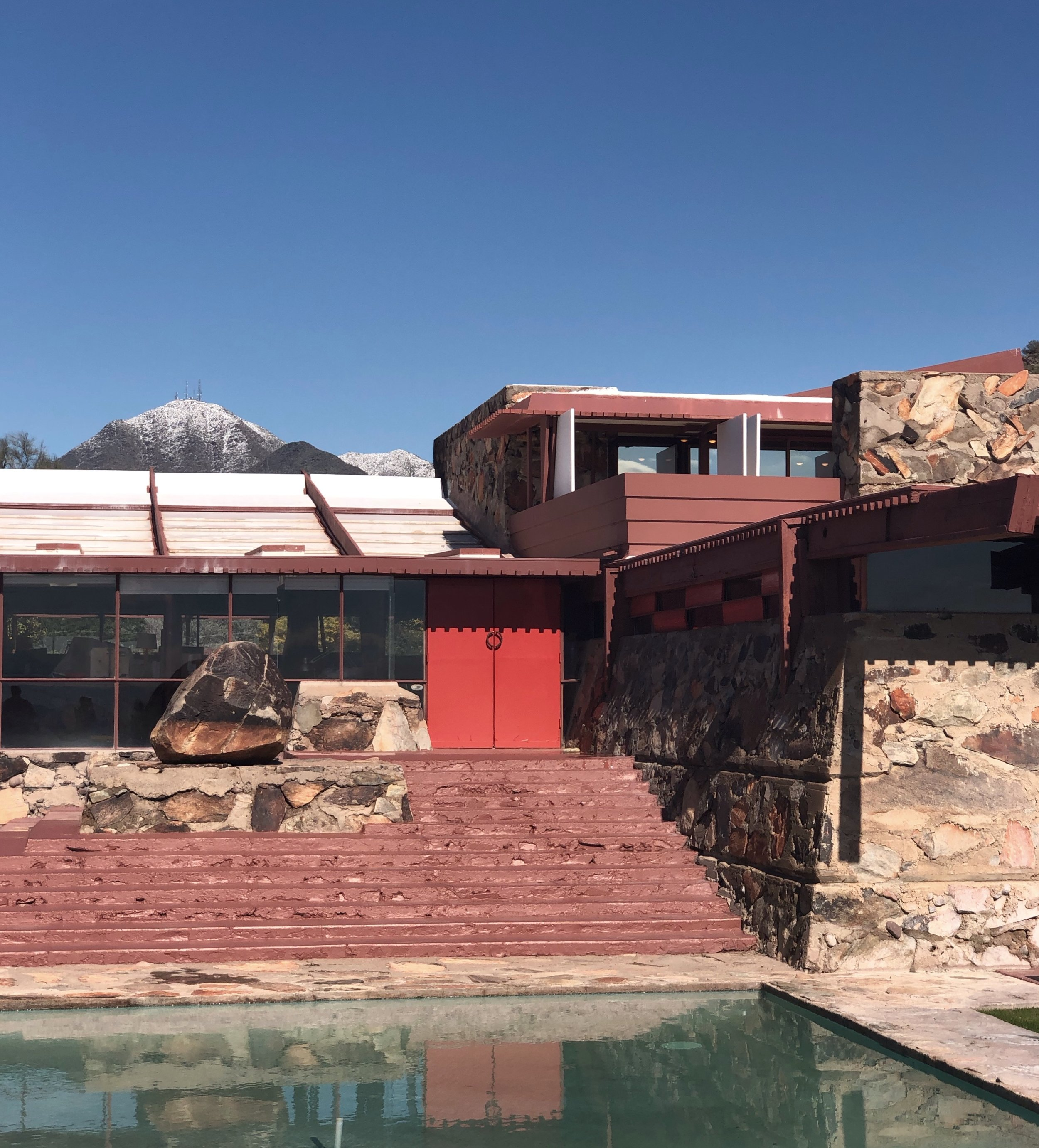 Frank Lloyd Wright's Taliesen West