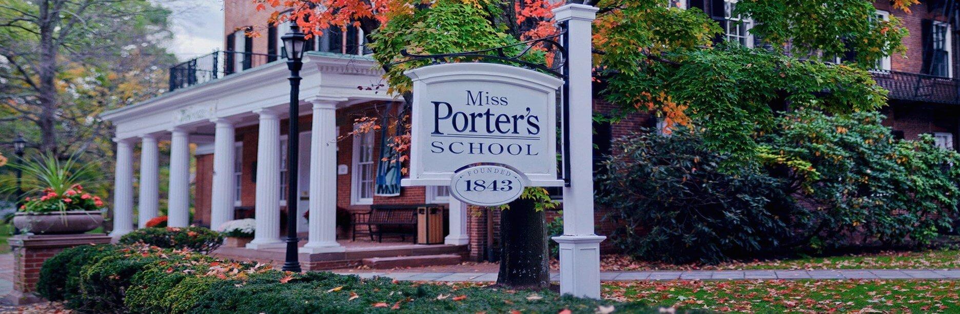 Miss Porter's Community Service - Johndrow Wealth Managment