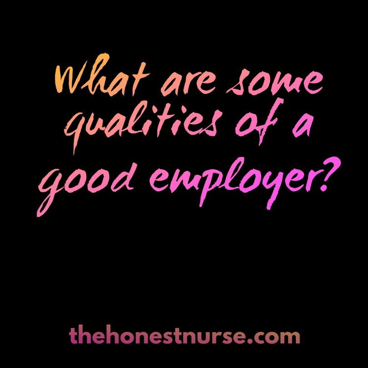 8: Qualities of a good employer - What makes a good employer? What are some things you need to know before the interview and what should you ask your potential employer? How do you recognize red flags and how do you get out of a bad employment fit? All these and more this week. Click below to listen.