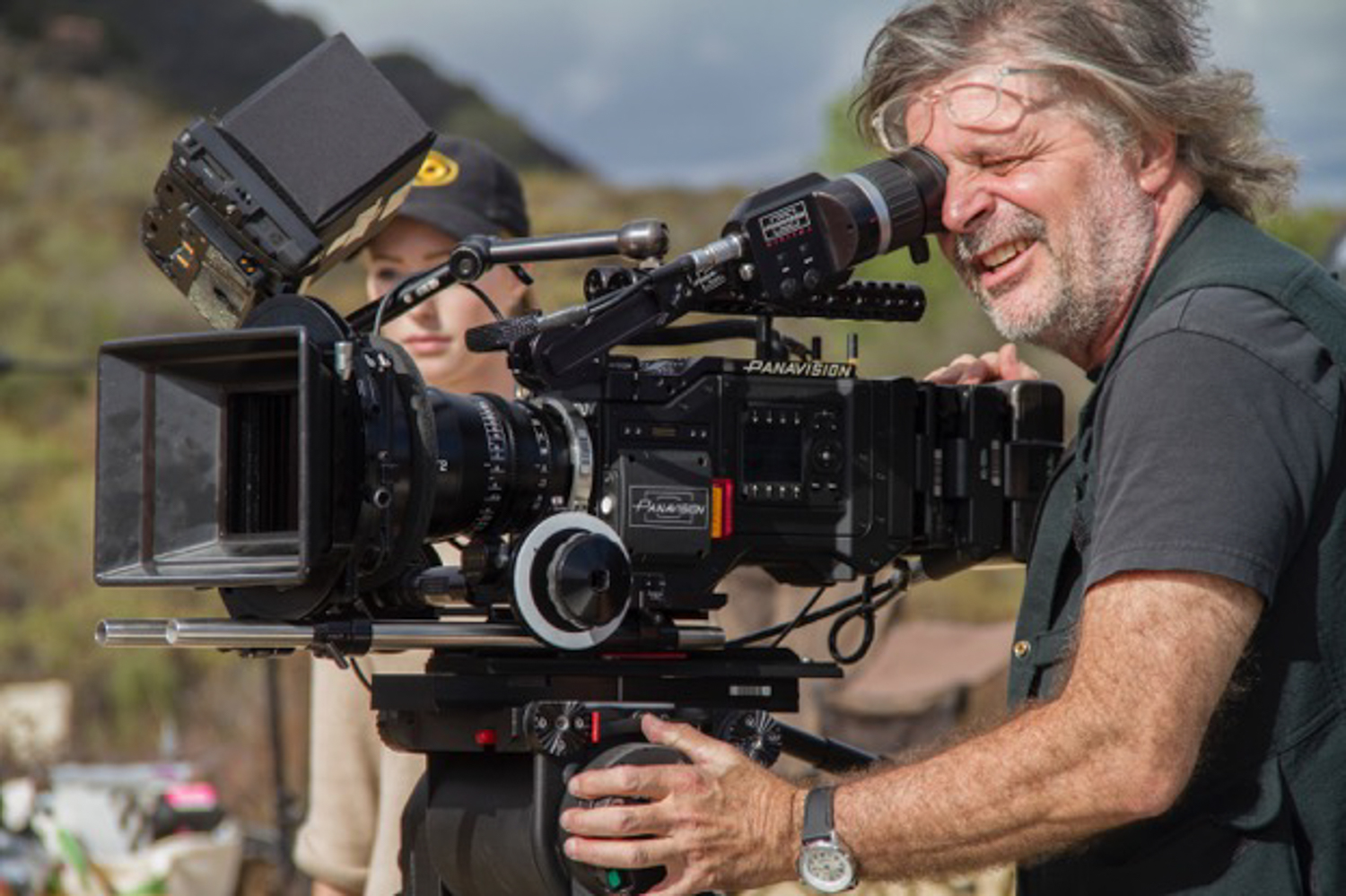 James Chressanthis, ASC, GSC