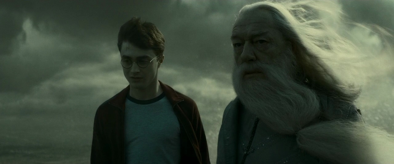 """""""Harry Potter and the Half-Blood Prince"""""""