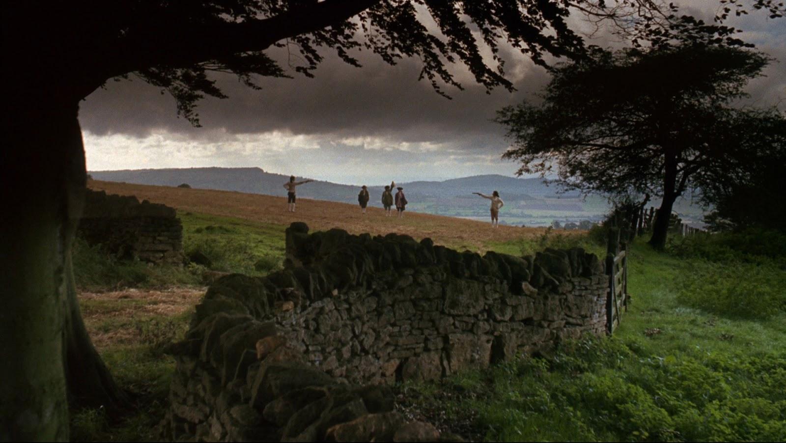 """Barry Lyndon"" (1975) Dir: Stanley Kubrick DP: John Alcott, BSC"
