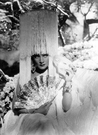 Marlene Dietrich in  The Devil Was A Woman