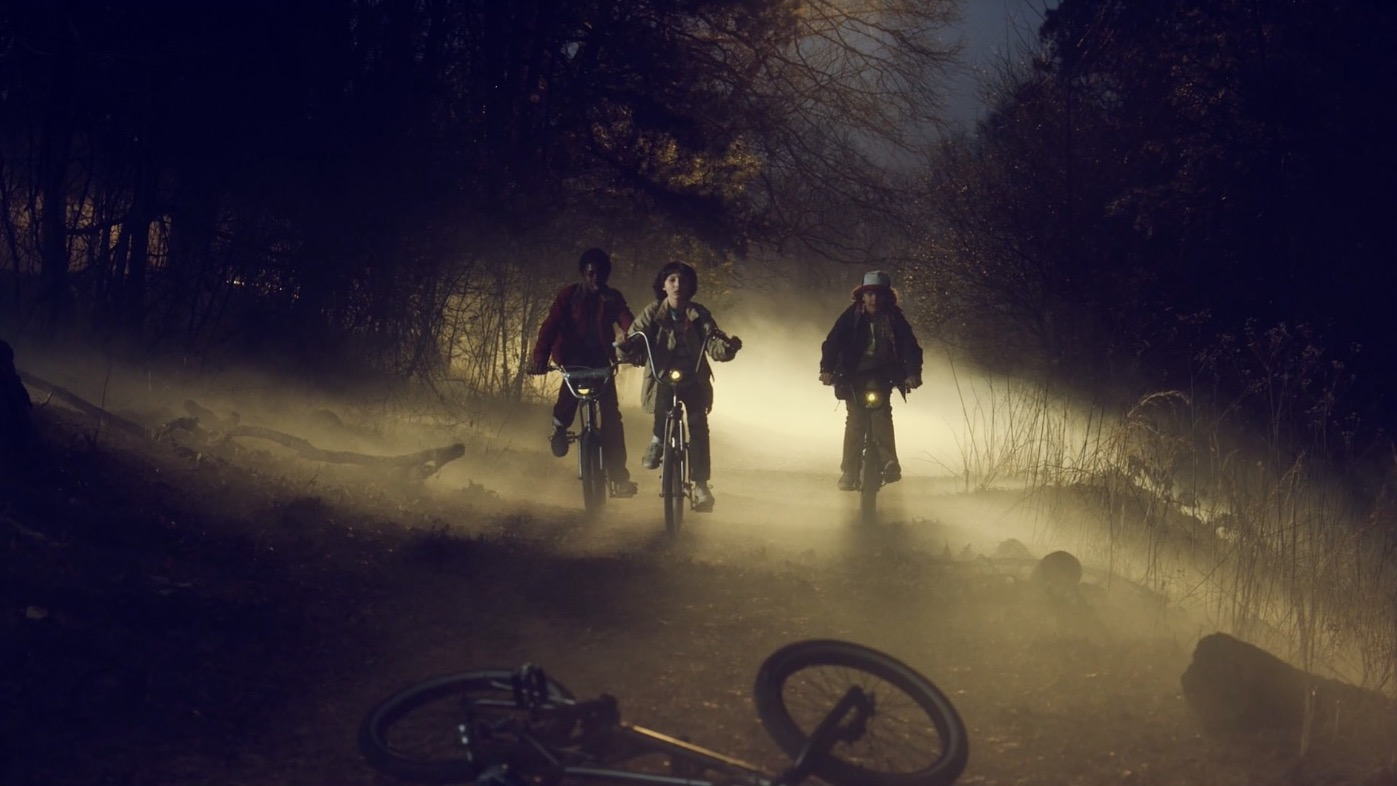 """Stranger Things"" Promo"