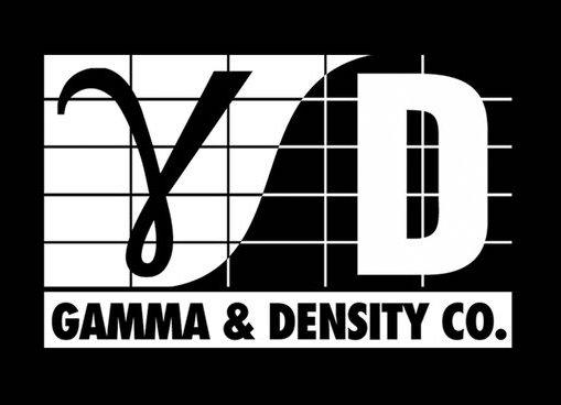 Gamma & Density Co Logo