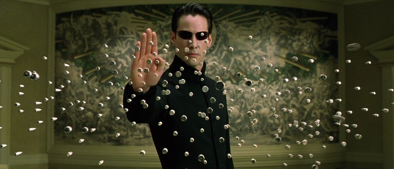 """The Matrix Reloaded"""