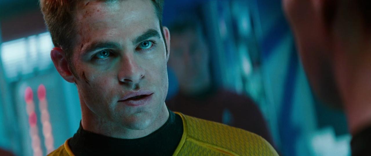 """Star Trek Into Darkness"""