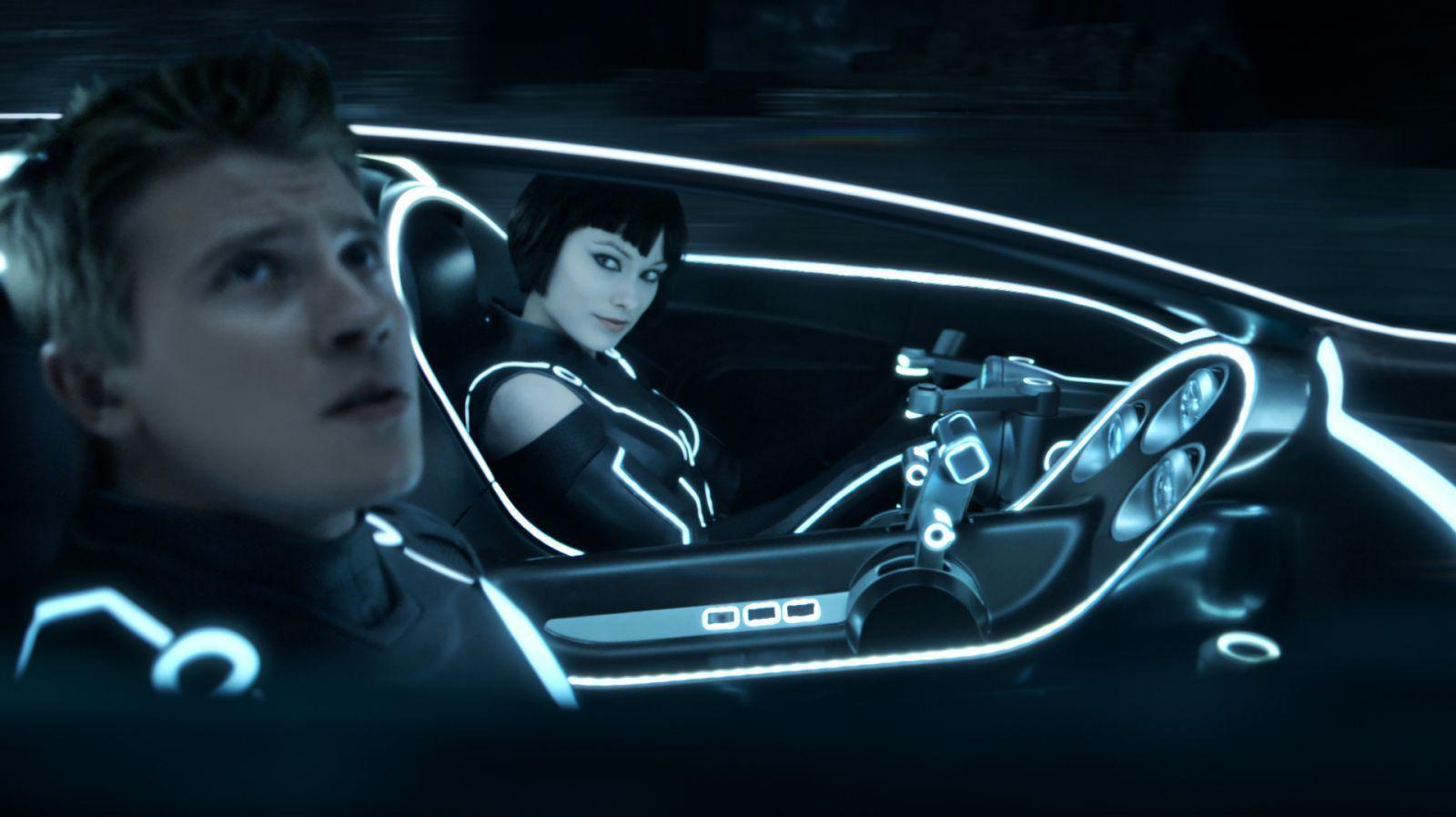 """""""Tron: Legacy"""""""