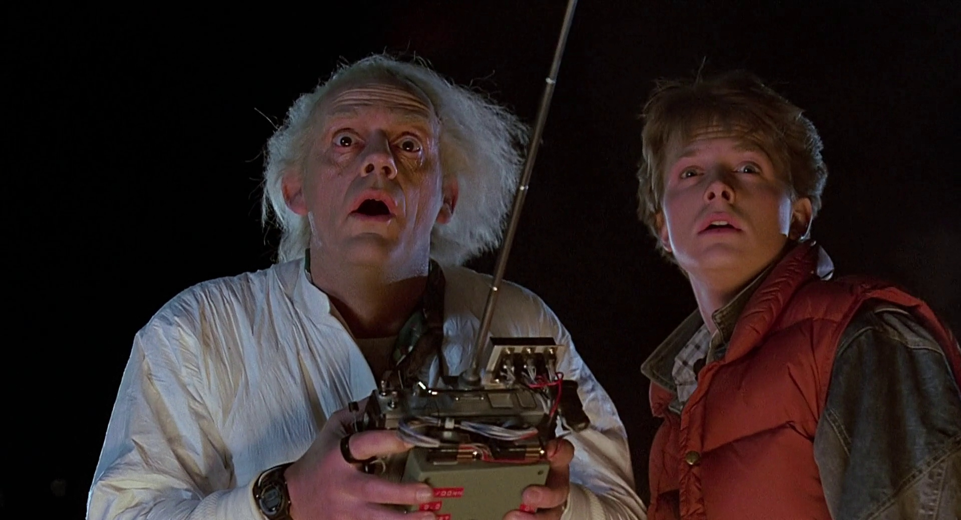 """""""Back to the Future"""""""