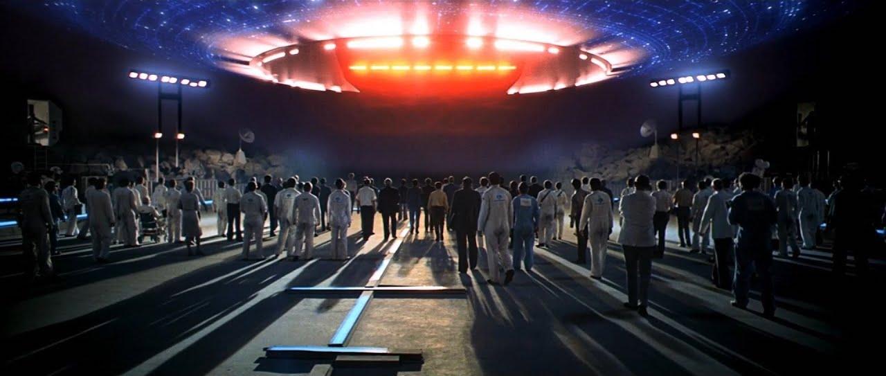 """Close Encounters of the Third Kind"" Dir: Steven Spielberg DP: Vilmos Zsigmond, ASC"
