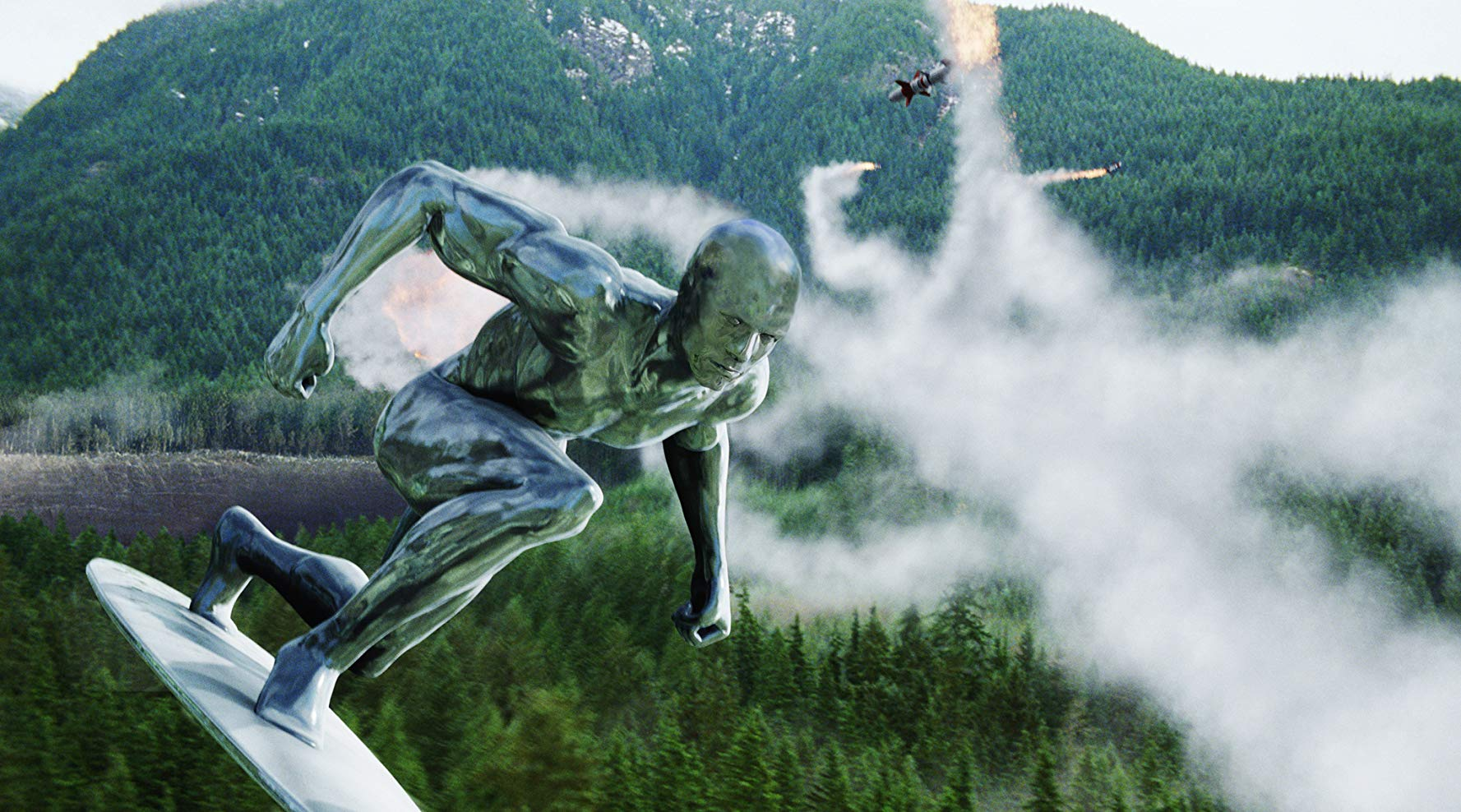 """Fantastic Four: Rise of Silver Surfer"""