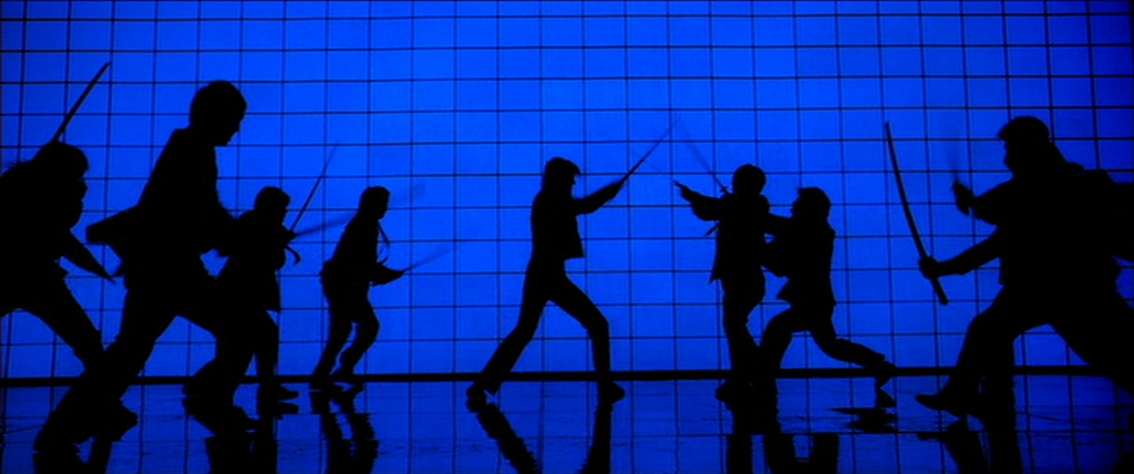 """Kill Bill"" Dir: Quentin Tarantino DP: Robert Richardson, ASC"