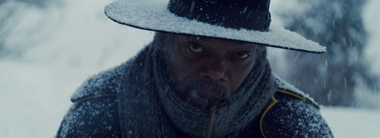 """The Hateful Eight"" Dir: Quentin Tarantino DP: Robert Richardson, ASC"