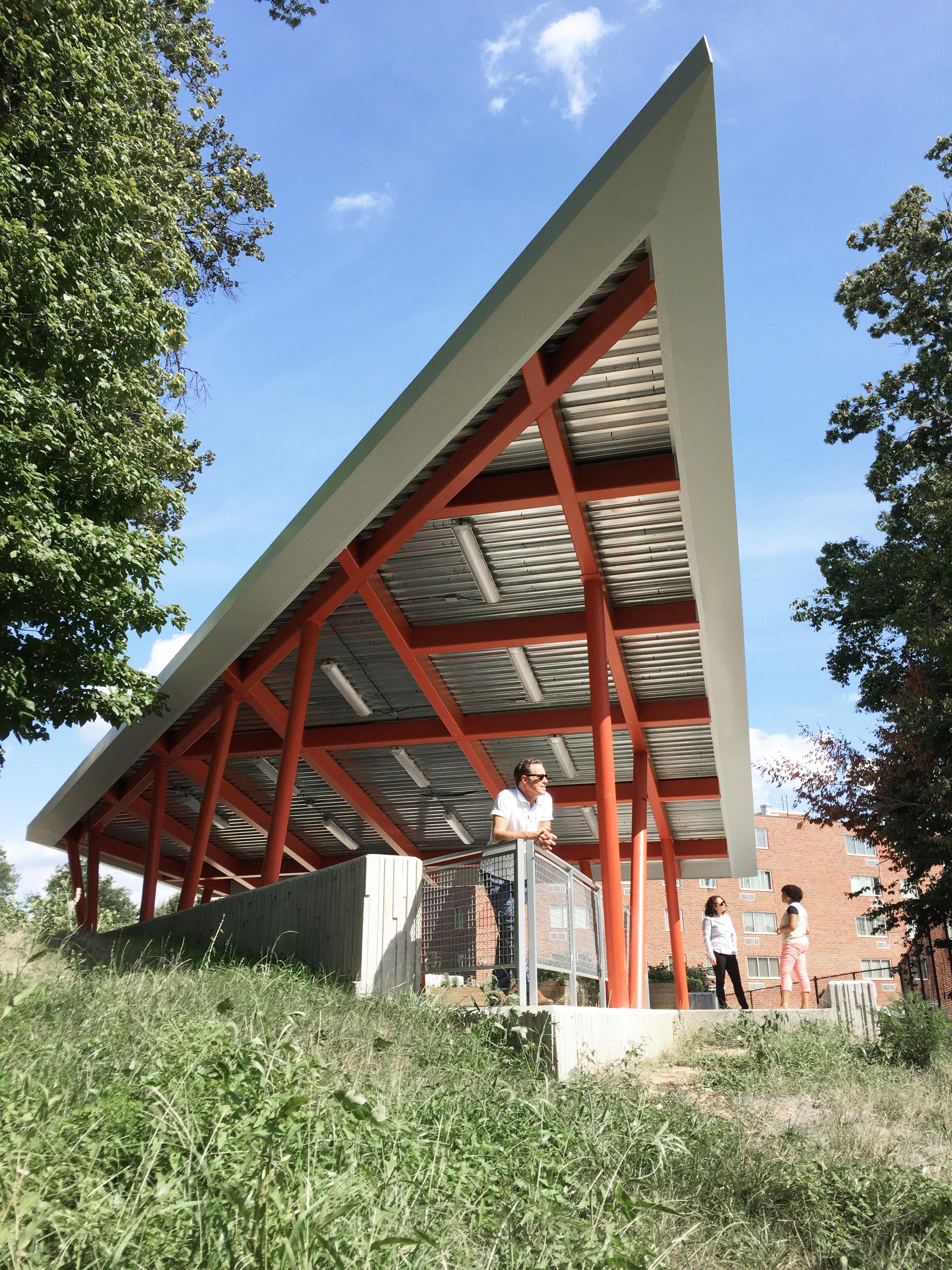 Twin Oaks Pavilion - AIA DC Universal Design Award