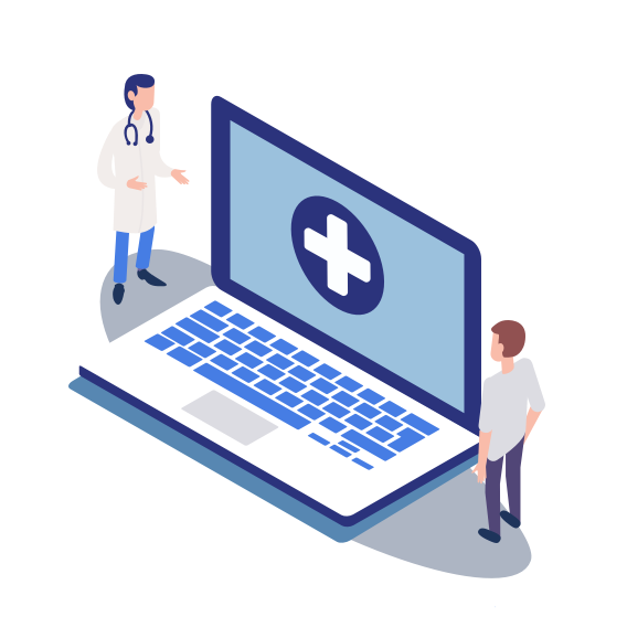 Building an open platform - Our platform connects patients with players in health care. We foster cooperation with third parties, to create an ecosystem of applications that can make use of our deep integration into hospital systems. This way, we can bring a broad choice of services to our users.