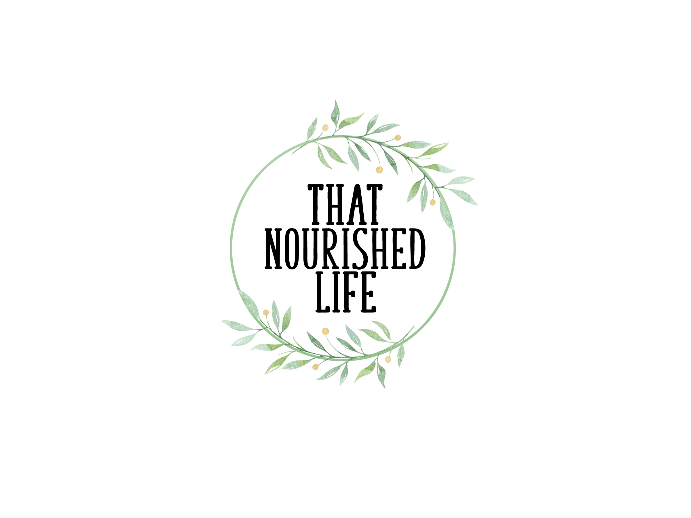 That Nourished Life submark new.png