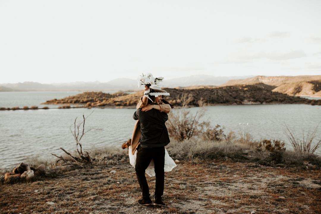 Lake Pleasant Arizona Photographer Fierce and Fringe King Floral Design