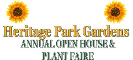 "Garden Open House & Plant Faire - (May) Mother Nature always keeps us on our toes, alternating back and forth between Spring and Winter. But statistics show that gardeners should be good to go by May at the latest. To celebrate the end of winter, come to the Open House and Plant Faire at Heritage Park Gardens. Kids are invited to join in on the activities in the Children's Garden sand there will be a Scavenger Hunt. Or you can walk the labyrinth, play chess or checkers or choose some plants for your home gardens. A variety of other plants will be available along with some ""Garden Goodies"" to enhance your garden décor."