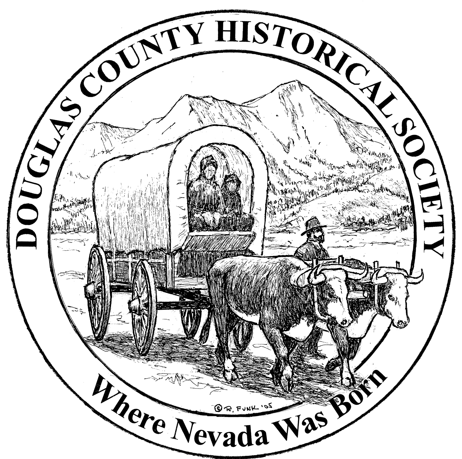 Douglas County Historical Society - 1477 US Highway 395 North775-782-2555
