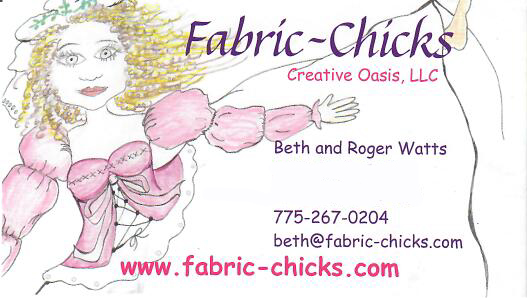 Fabric Chicks - 1511 US Highway 395 North775-267-0204
