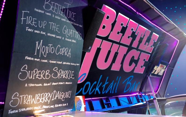 vw cocktail bar