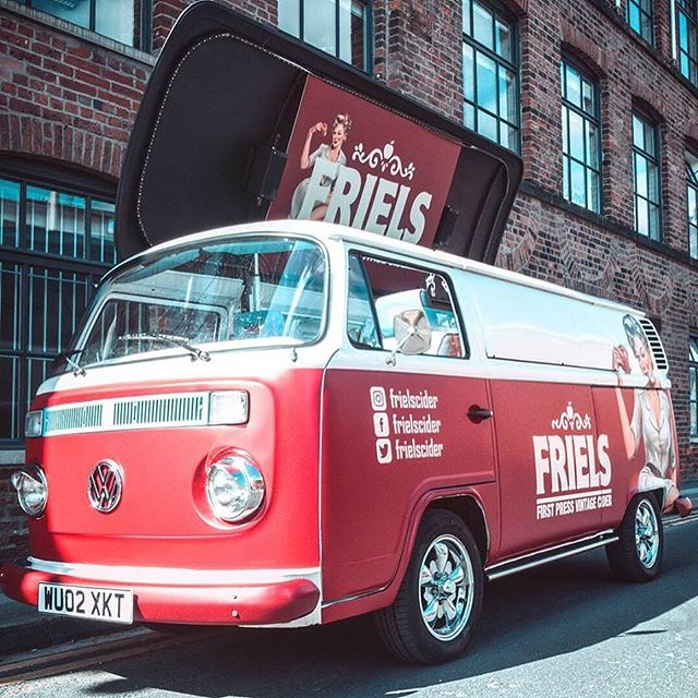 Another Brand we've brought to life through their recent #experiential #campaign on the road. 🚘 😎🍺
