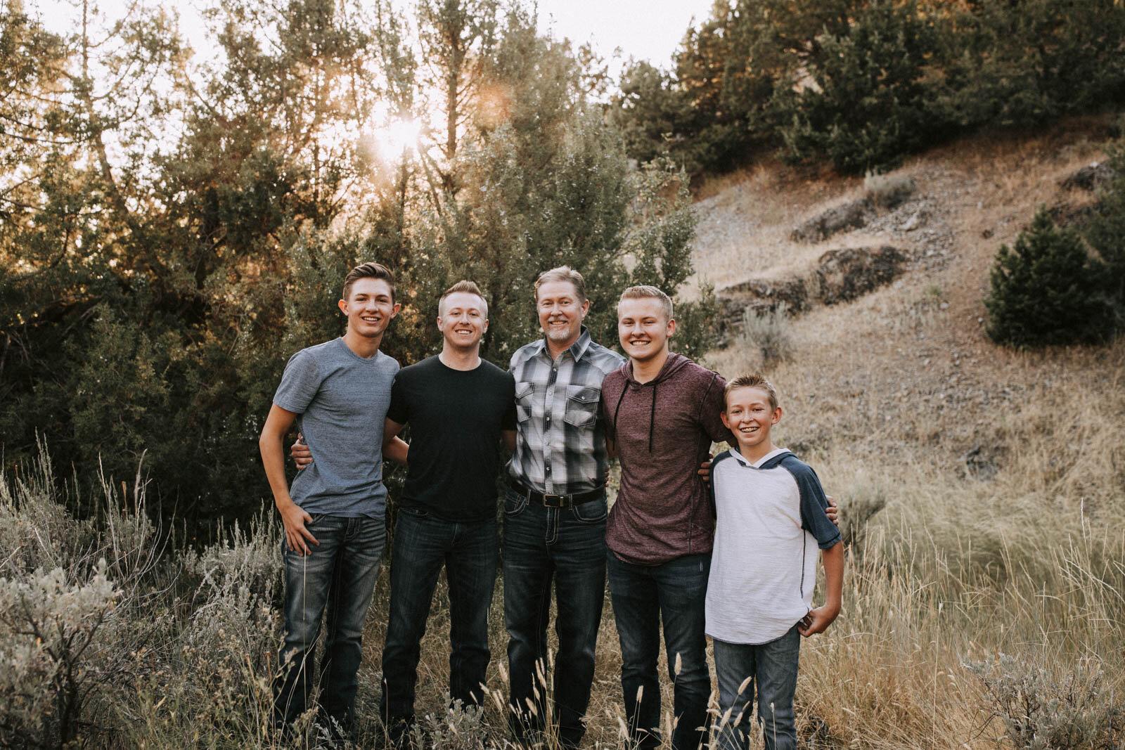 Northern Utah Family Photographer