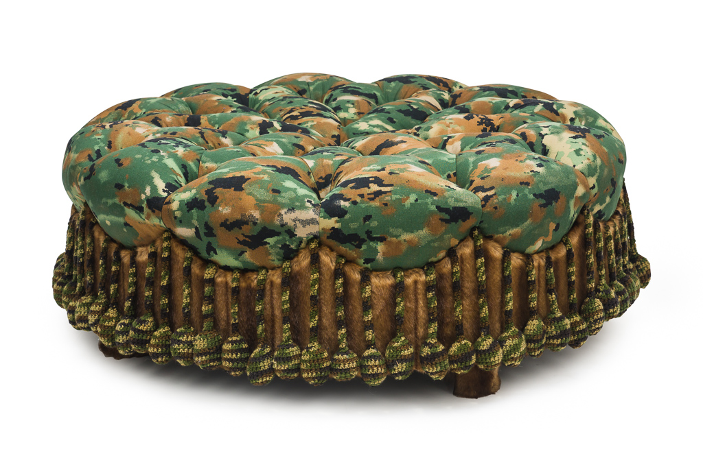 Lost in place ottoman by Suzanne Currie.  Visit our site for more details .