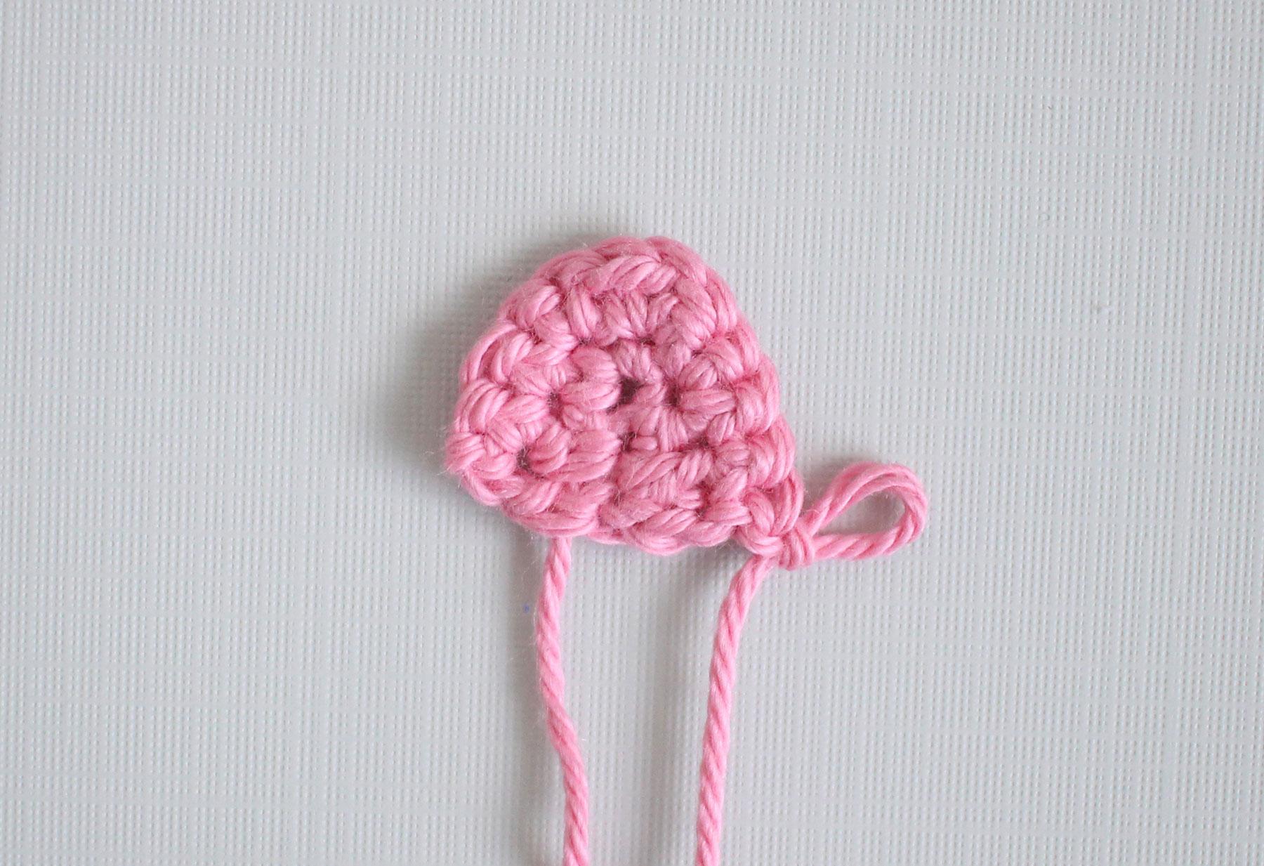 Jigglypuff Amigurumi Crochet Pattern Step 3