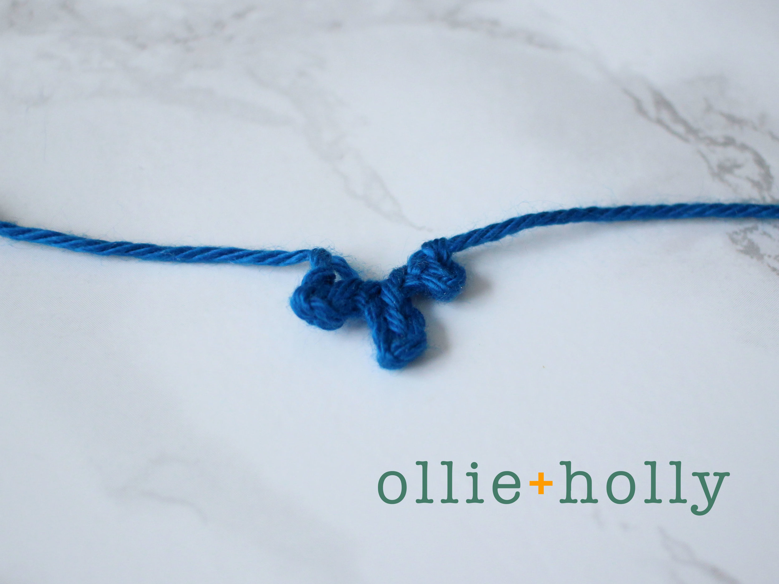 Free Lilo and Stitch Amigurumi Crochet Keychain Pattern Step 3
