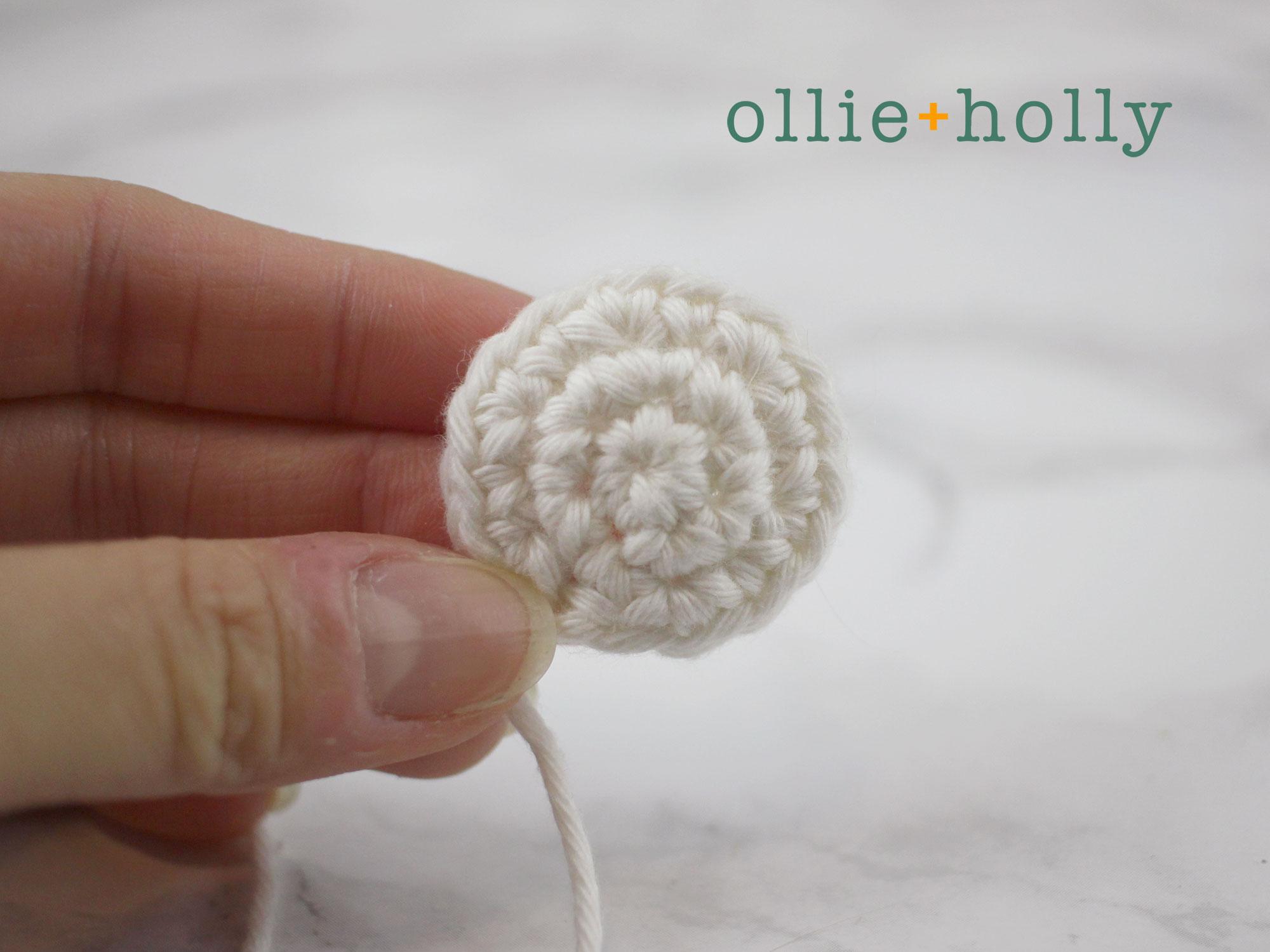 Free Shiba Inu Amigurumi Crochet Pattern Step 2