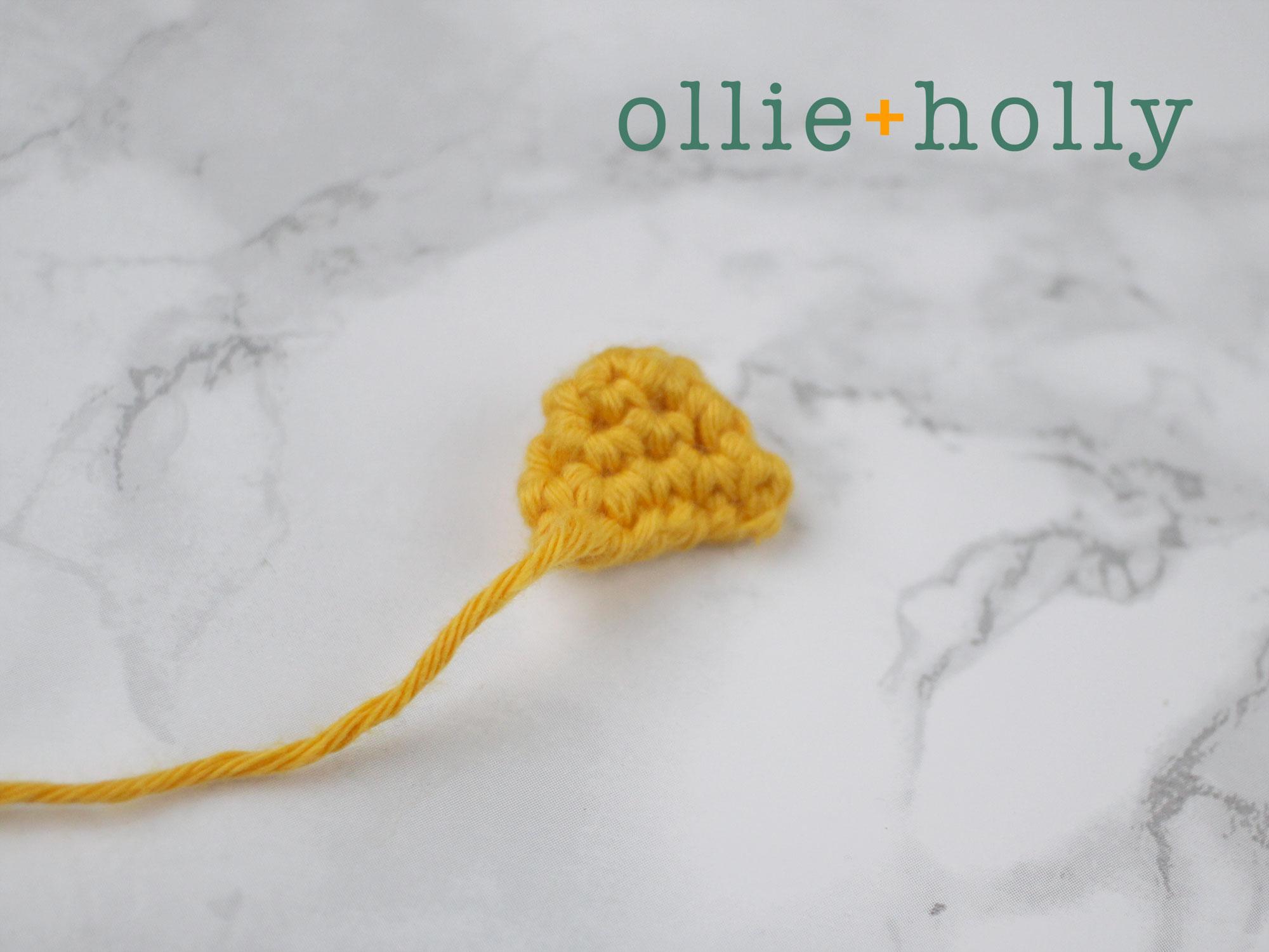 Free Shiba Inu Amigurumi Crochet Pattern Step 4
