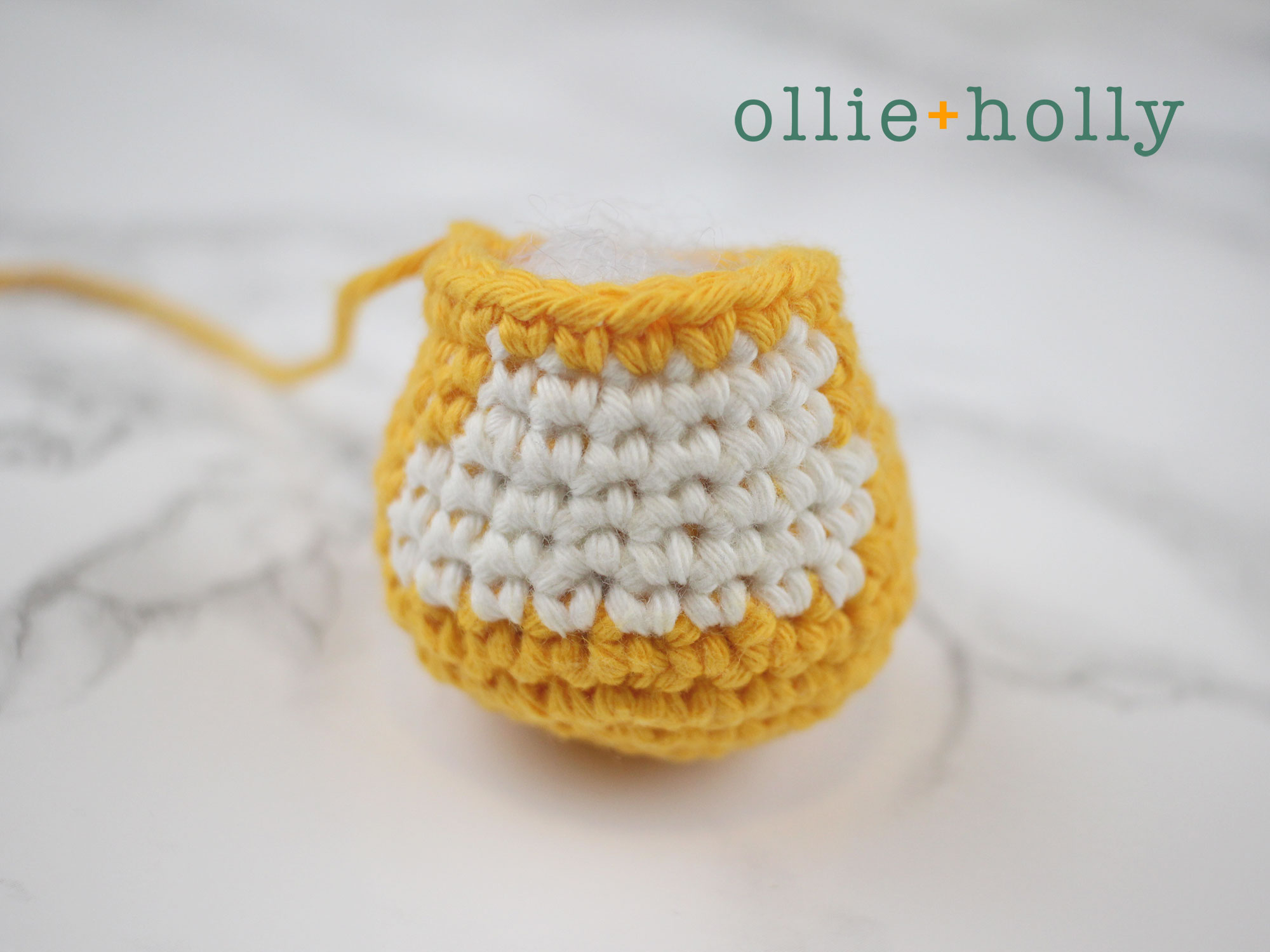 Free Shiba Inu Amigurumi Crochet Pattern Step 5
