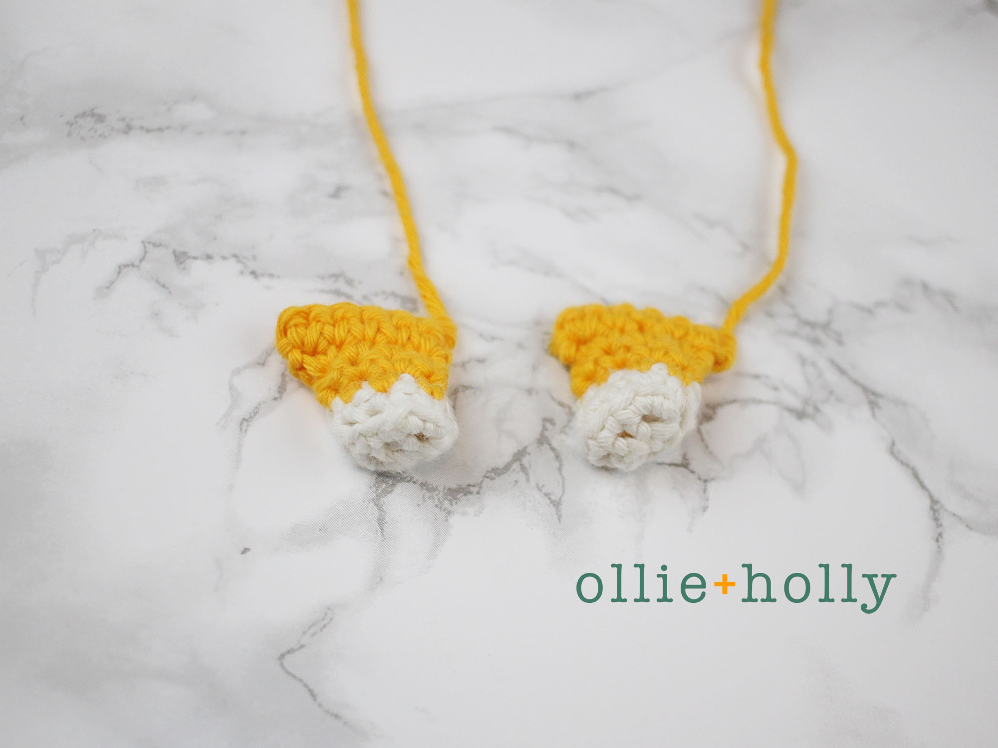 Free Shiba Inu Amigurumi Crochet Pattern Step 9