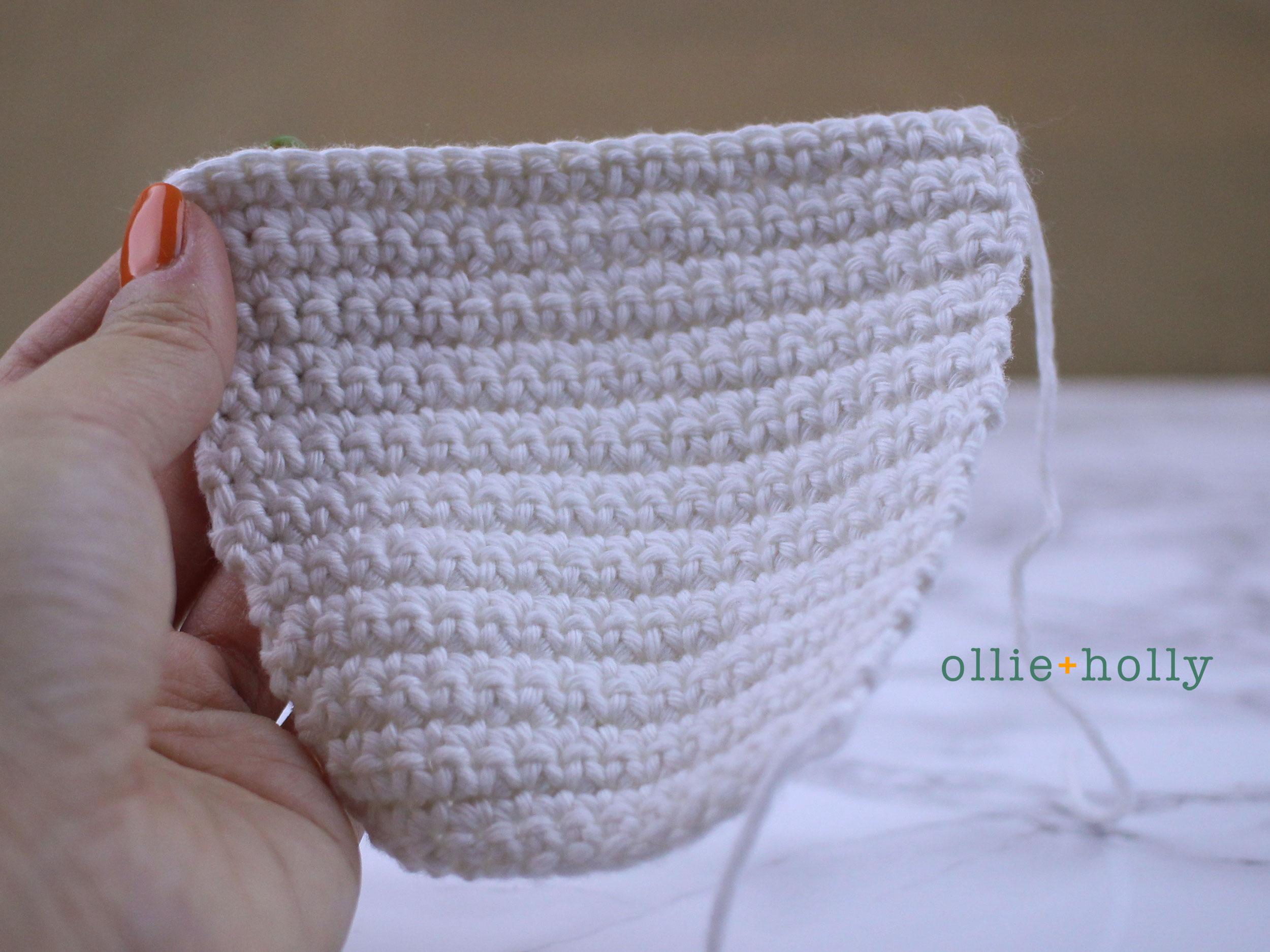 Free Ketchup Amigurumi Crochet Pattern Step 2