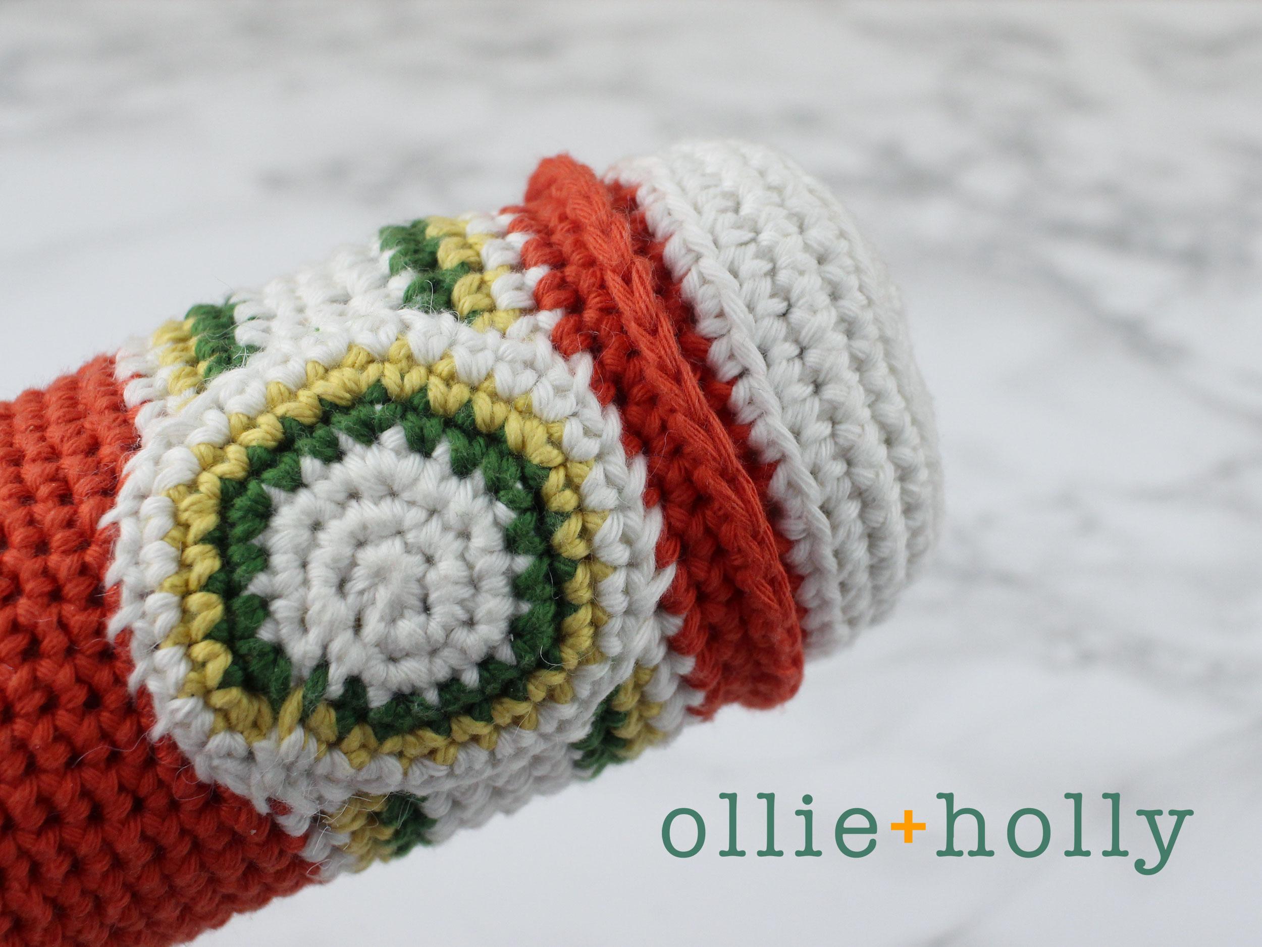 Free Ketchup Amigurumi Crochet Pattern Step 21