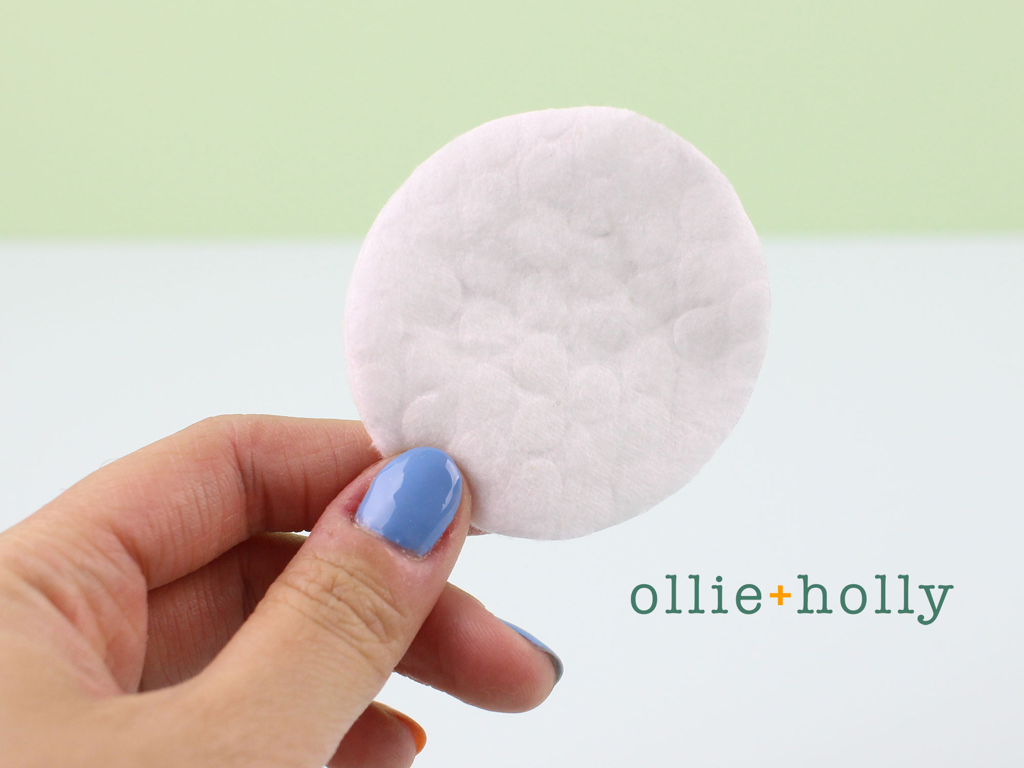 Disposable Cotton Pads Ollie Holly